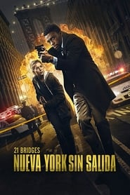 Nueva York sin salida (2019) Full HD 1080p Latino