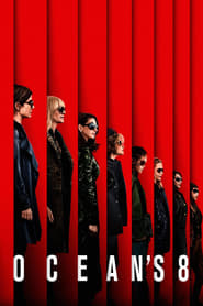 View Ocean's Eight (2018) Movie poster on cokeandpopcorn.click