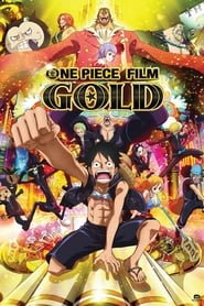 View One Piece Film: GOLD (2016) Movie poster on Ganool