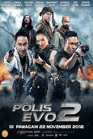 View Polis Evo 2 (2018) Movie poster on Ganool