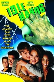 Idle Hands (1999) poster on IndoXX1