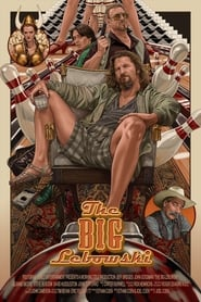 View The Big Lebowski (1998) Movie poster on SoapGate