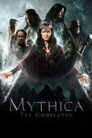 Poster Movie Mythica: The Godslayer 2016