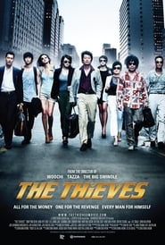The Thieves (2012) poster on IndoXX1