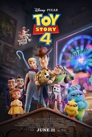 View Toy Story 4 (2019) Movie poster on 123movies