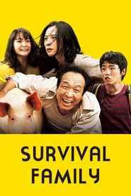 View Survival Family (2017) Movie poster on cokeandpopcorn.click