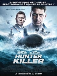 Hunter Killer  film complet