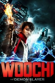 Woochi: The Demon Slayer poster