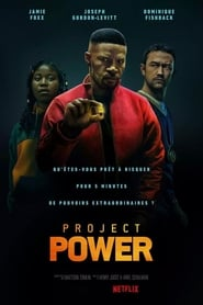 Project Power series tv