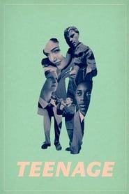 View Teenage (2013) Movie poster on Ganool