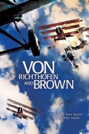 View Von Richthofen and Brown (1971) Movie poster on INDOXX1
