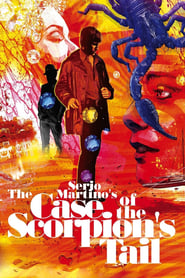 View The Case of the Scorpion's Tail (1971) Movie poster on 123movies
