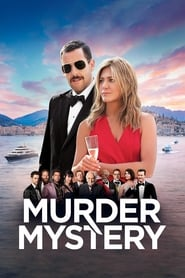 Murder Mystery (2019) Movie poster on Ganool