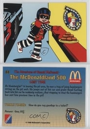 The McDonaldland® 500 series tv
