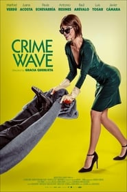 View Crime Wave (2018) Movie poster on Ganool123