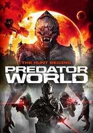 View Predator World (2017) Movie poster on Ganool