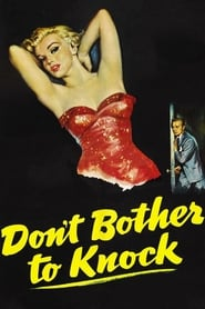 View Don't Bother to Knock (1952) Movie poster on 123putlockers