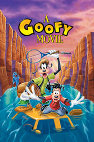 View A Goofy Movie (1995) Movie poster on Ganool