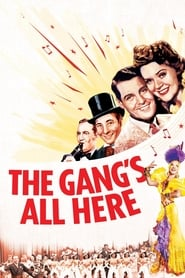 View The Gang's All Here (1943) Movie poster on Ganool