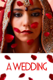 View A Wedding (2017) Movie poster on cokeandpopcorn