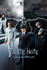 View Death Note: Light Up the New World (2016) Movie poster on cokeandpopcorn