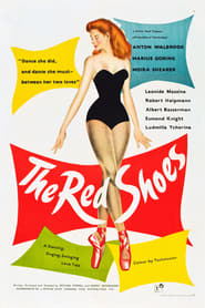 View The Red Shoes (1948) Movie poster on IndoXX1