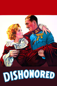 View Dishonored (1931) Movie poster on 123movies