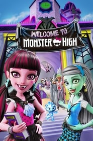 View Monster High: Welcome to Monster High (2016) Movie poster on Ganool123