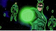 Green Lantern: Les Chevaliers De L'Emeraude wallpaper