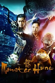 View Monster Hunt (2015) Movie poster on Ganool