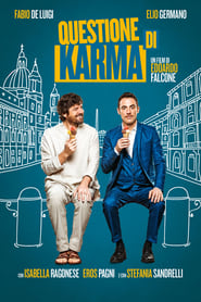 Poster Movie Questione di karma 2017