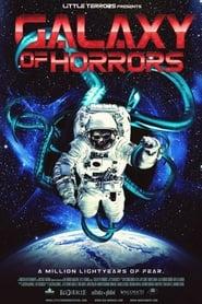Poster Movie Galaxy of Horrors 2017