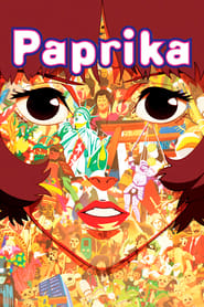 View Paprika (2006) Movie poster on Ganool