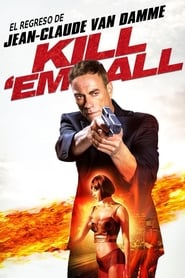 Poster Movie Kill 'em All 2017