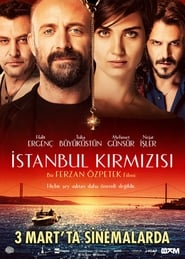 Poster Movie Istanbul Kirmizisi 2017