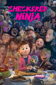 View Checkered Ninja (2018) Movie poster on Ganool