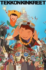 View Tekkonkinkreet (2006) Movie poster on IndoXX1