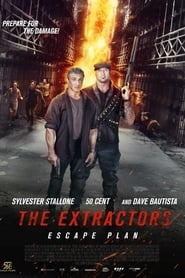 View Escape Plan: The Extractors (2019) Movie poster on Ganool