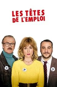 Poster Movie Les Têtes de l'emploi 2016