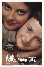 View Little Man Tate (1991) Movie poster on Ganool
