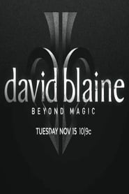 Poster Movie David Blaine: Beyond Magic 2016