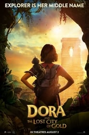 View Dora and the Lost City of Gold (2019) Movie poster on 123movies