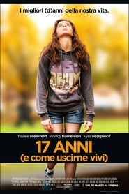 Poster Movie The Edge of Seventeen 2016
