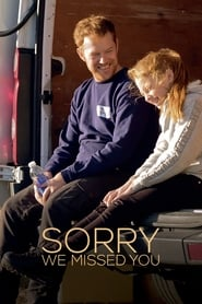 View Sorry We Missed You (2019) Movie poster on 123putlockers