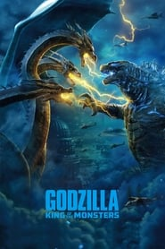 Godzilla: King of the Monsters (2019) Movie poster Ganool