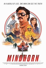 Poster Movie Mindhorn 2017