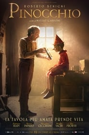 View Pinocchio (2019) Movie poster on 123movies