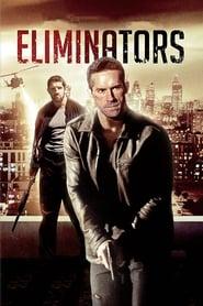 Poster Movie Eliminators 2016