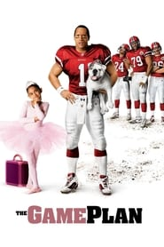 View The Game Plan (2007) Movie poster on cokeandpopcorn