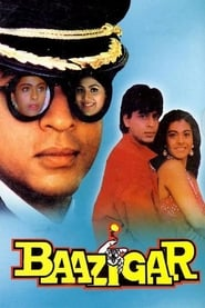 View Baazigar (1993) Movie poster on SoapGate